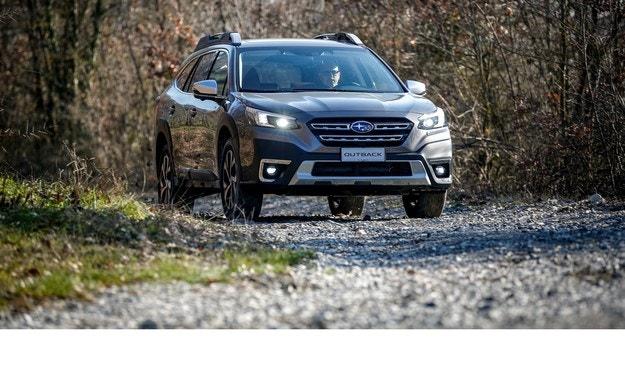 Дзен и изкуството да се возиш в Subaru