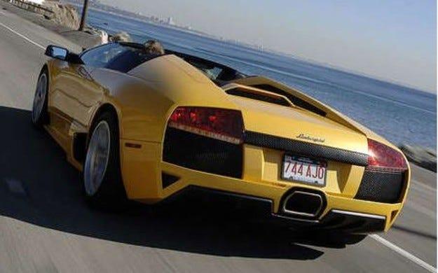 Lamborghini Murciеlago Roadster