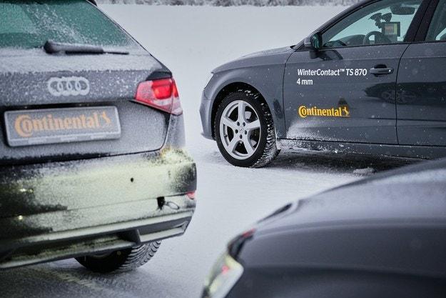 Continental представя зимните гуми WinterContact TS 870 и TS 870 P