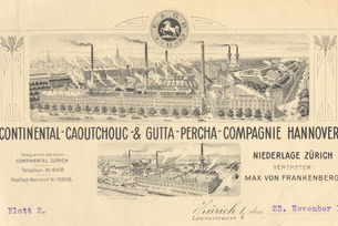 Continental отбелязва своята 150-а годишнина