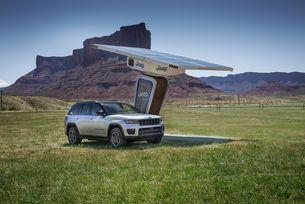 Jeep Grand Cherokee 4xe plug-in хибрид