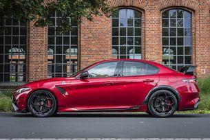 Alfa Romeo успешно продаде всички автомобили от серията Giulia GTA