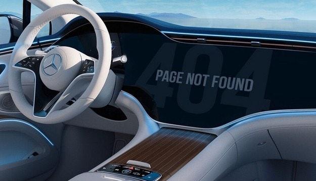 Проблеми с доставките за Mercedes