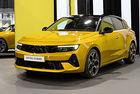 Първа среща на живо с Opel Аstra L