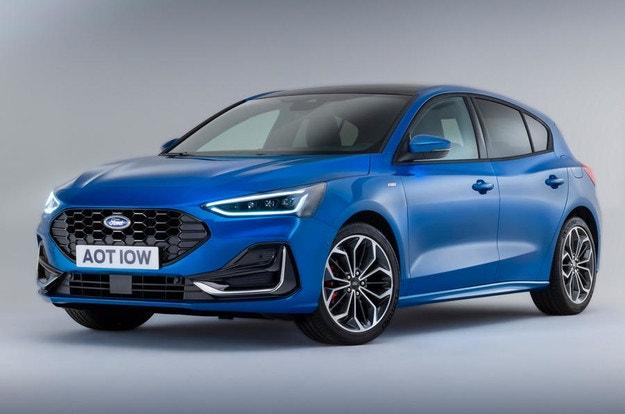 Разкриват промените в обновения Ford Focus