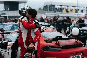 Трето място за българите от Overdrive Racing на Хоккенхаймринг