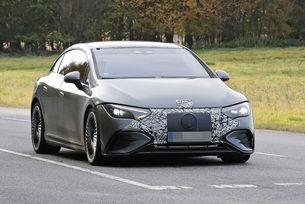 Подготвя се АMG версия на Mercedes EQE