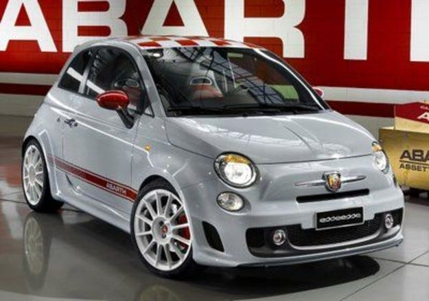New Fiat 500 Abarth Essesse