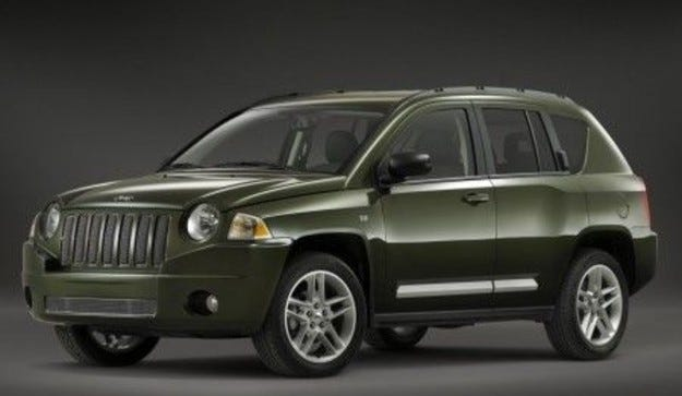 Jeep Compass Overland & Jeep Patriot Back Country