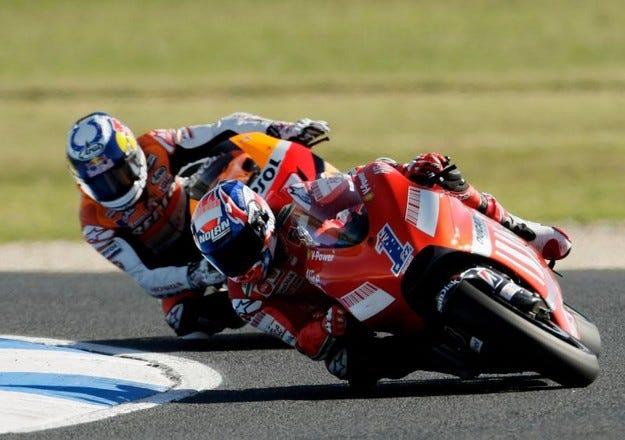 Гран при на Австралия 2008