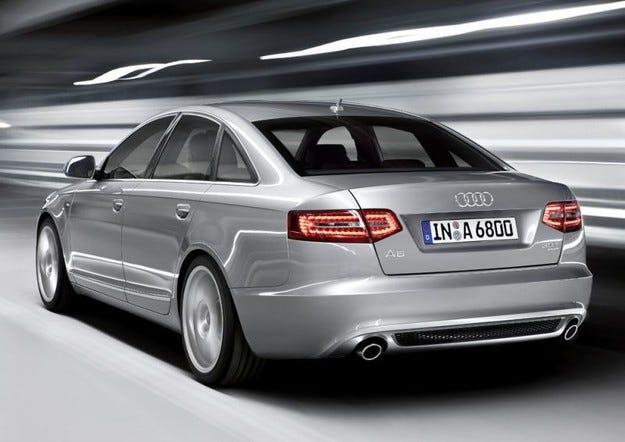 Audi A6: С нови сили