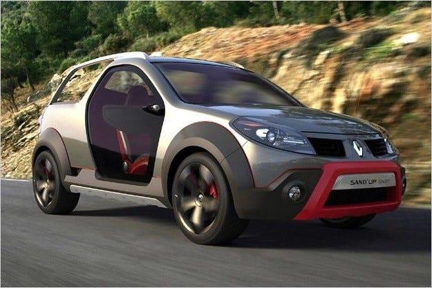 Renault SandUp