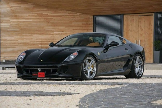 Novitec 599 GTB Fiorano