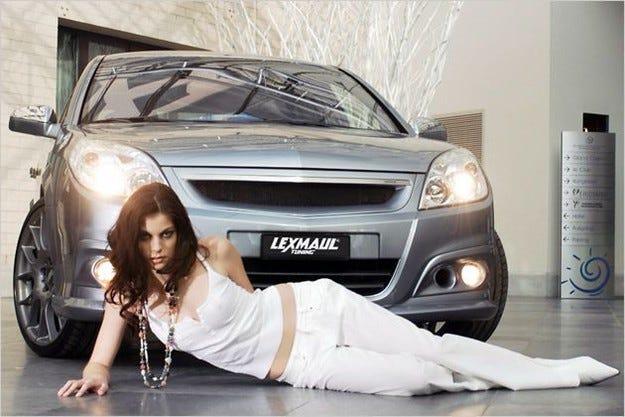 Lexmaul Opel Signum