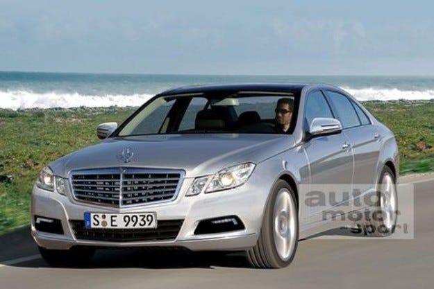 Mercedes E-класа & CLS