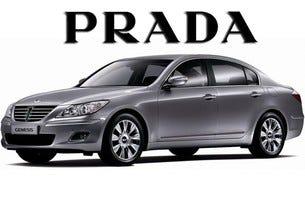 Genesis носи Prada