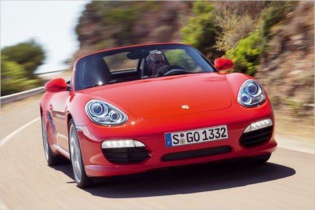 Porsche Boxster, Cayman
