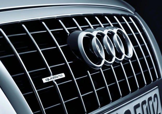 Дизайнът на Audi