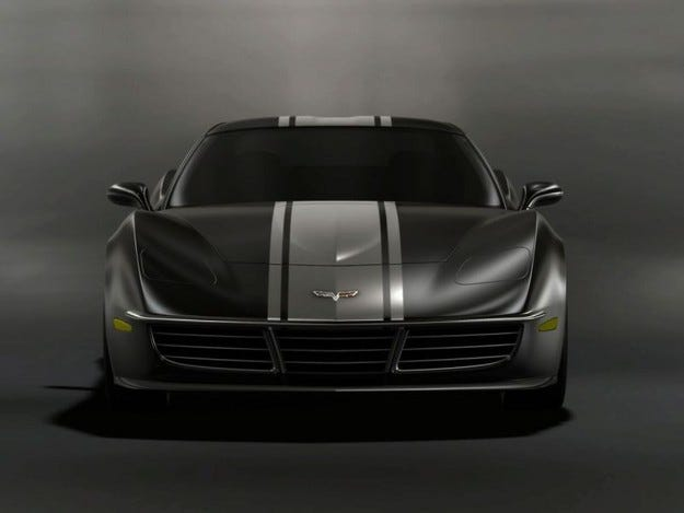 C3R Corvette Stingray