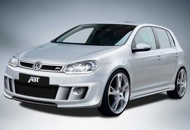 Abt VW Golf VI