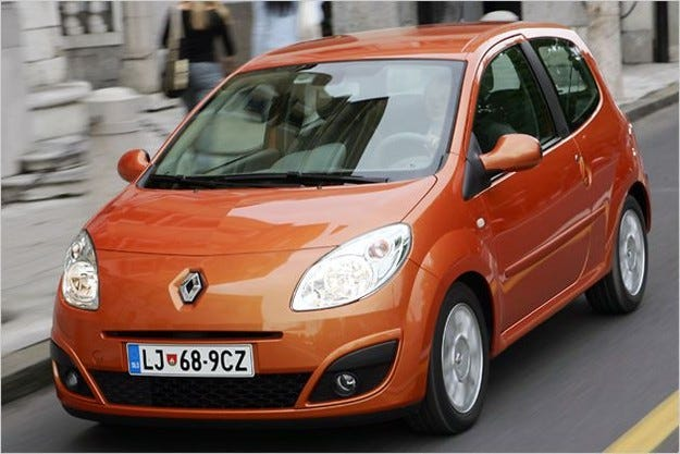 Renault Twingo dCi 85 eco2