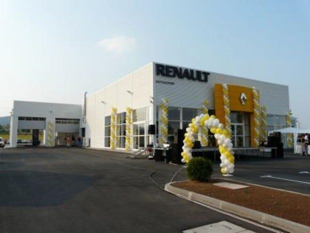 Renault Стара Загора