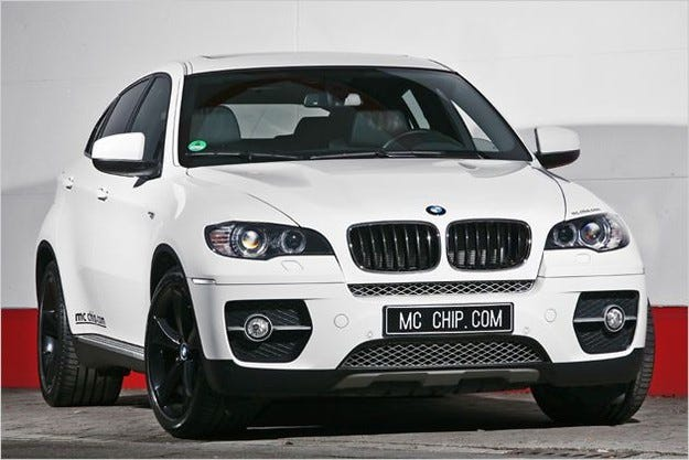 White Shark BMW X6