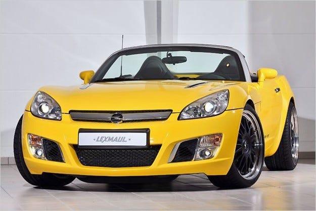 Lexmaul Opel GT