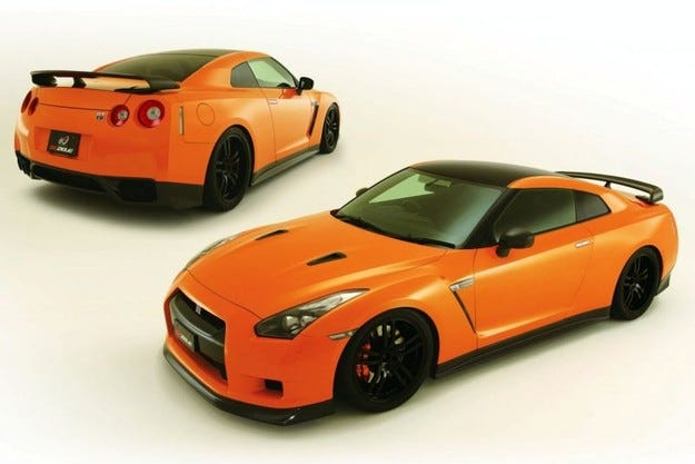 Zele GT-R Complete Edition