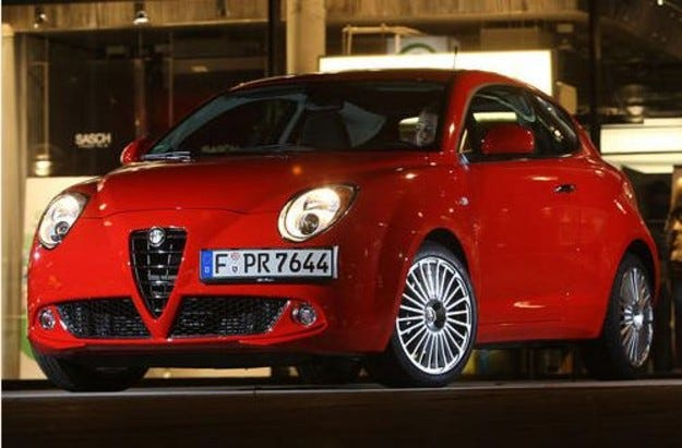 Нови двигатели за Alfa Mito