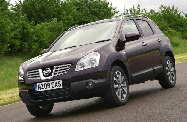 Nissan Qashqai Sound and Style