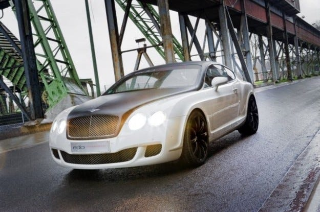 Edo Bentley GT Speed