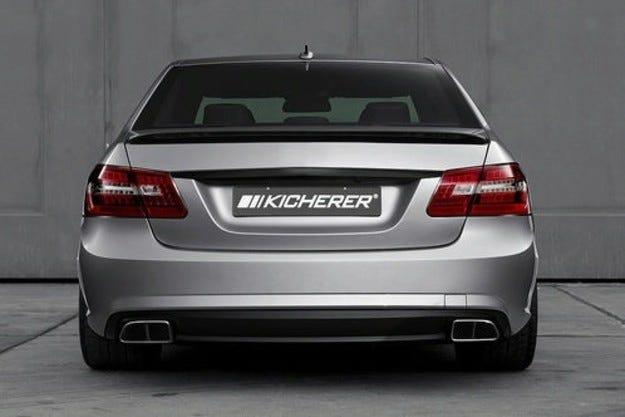 Kicherer Mercedes E-класа