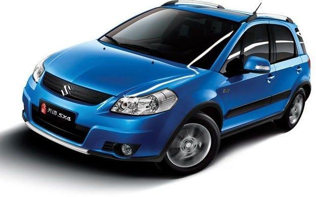 Suzuki SX4 & SX4 седан