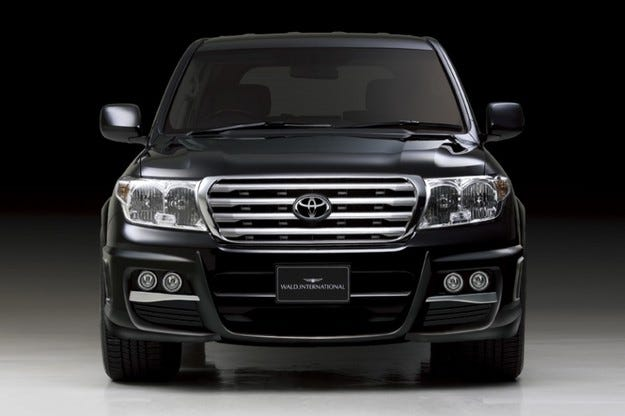 Wald International Land Cruiser
