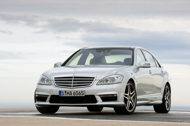 Mercedes S 65 AMG & S 63 AMG