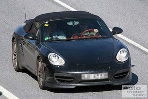 Porsche Boxster, Mercedes SLS, VW Scirocco R20T, Audi RS5