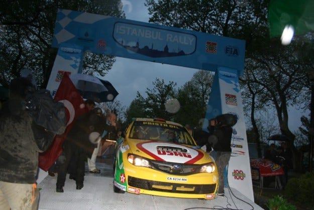 Рали Истанбул 2009