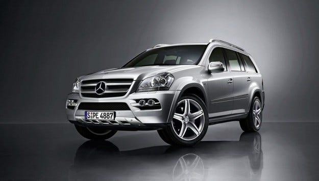 Mercedes GL-класа