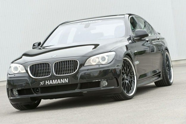 Hamann 2009 BMW 7-series