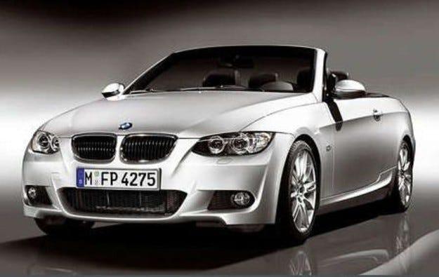 BMW 3-Series M-Sport