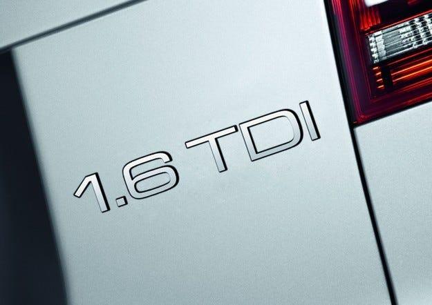 Audi A3 и A3 Sportback 1,6 TDI