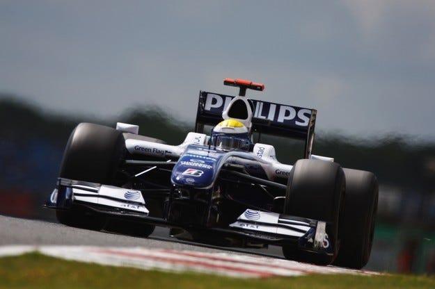 Трета тренировка - Гран при на Великобритания 2009