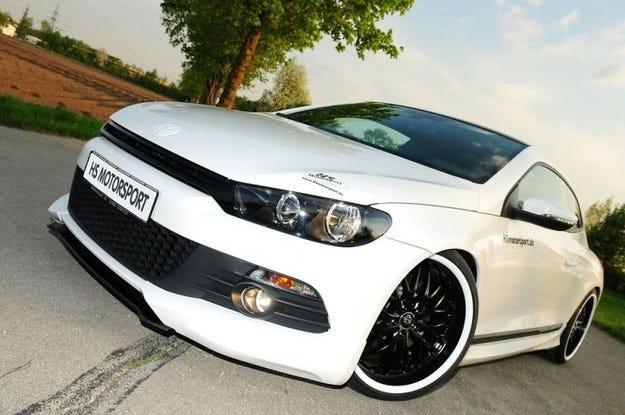VW Scirocco Remis