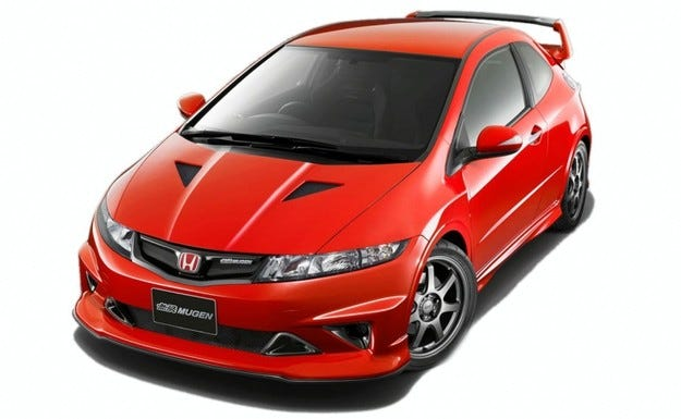 Mugen Honda Civic Type-R