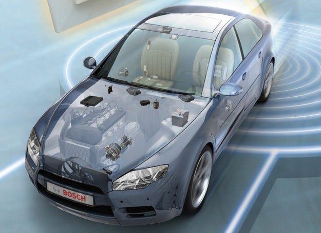 Технологиите Bosch