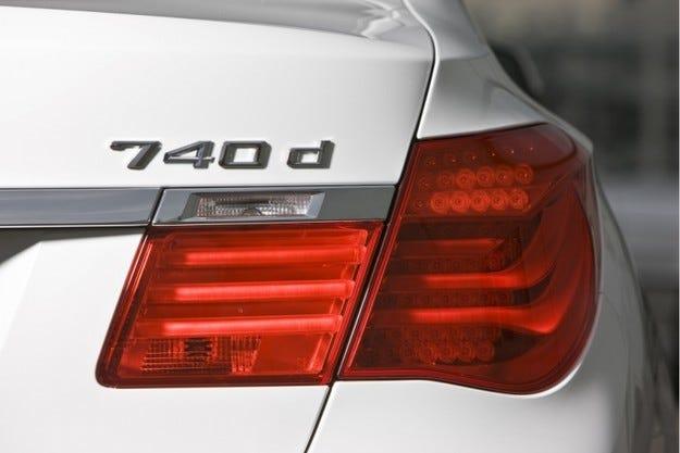 BMW 7 2010