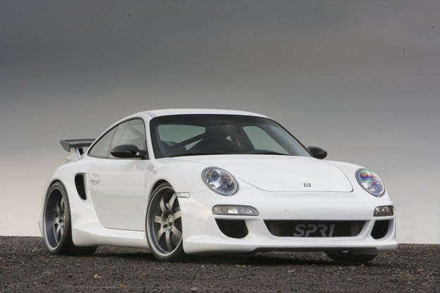 Sportec Porsche 911 Turbo SPR1