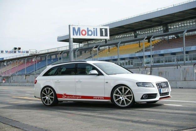 MTM Audi S4