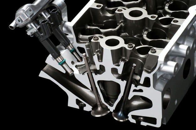 Nissan Dual Injector